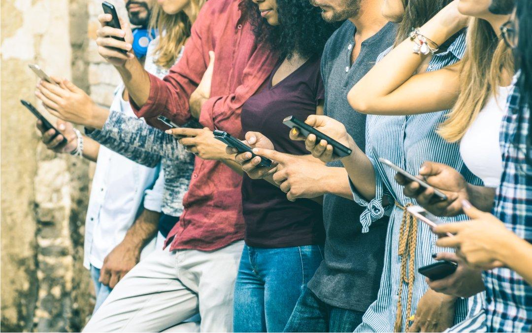 Social-Media-Präferenzen: WhatsApp hat die Nase vorn