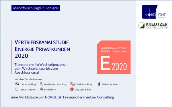 Vertriebskanalstudie Energie Privatkunden 2020